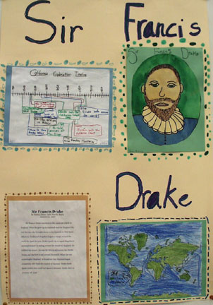 sir francis drake essays